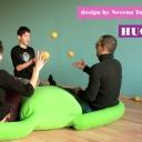Huggy - playful furniture